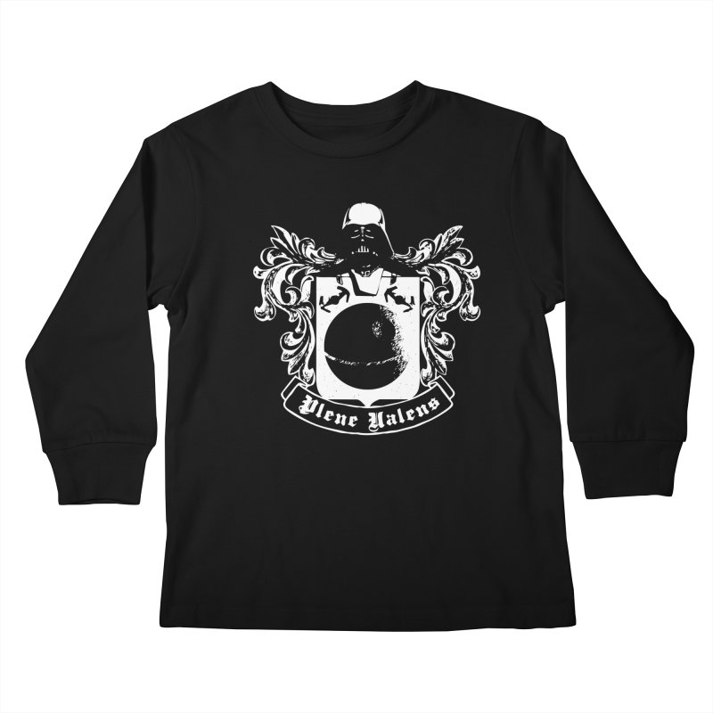 Plene Valens (Fully Operational) Kids Longsleeve T-Shirt by Dave Tees