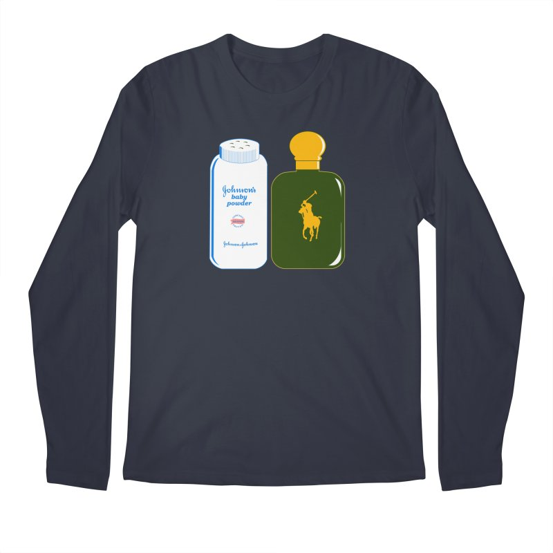 The Johnson's Baby Powder and The Polo Cologne Men's Regular Longsleeve T-Shirt by Dave Tees