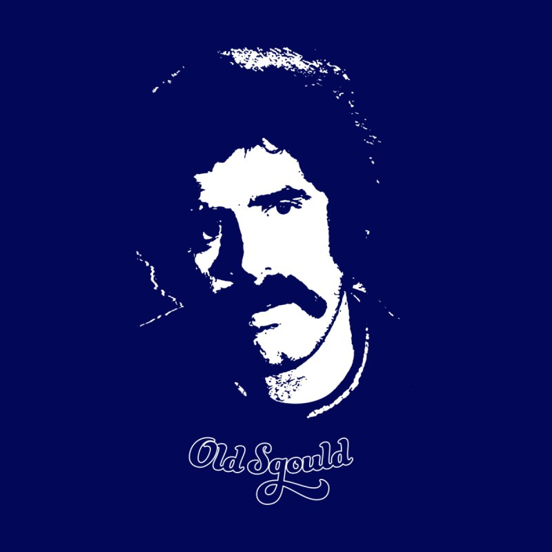 Old Sgould (Elliott Gould) by Dave Tees