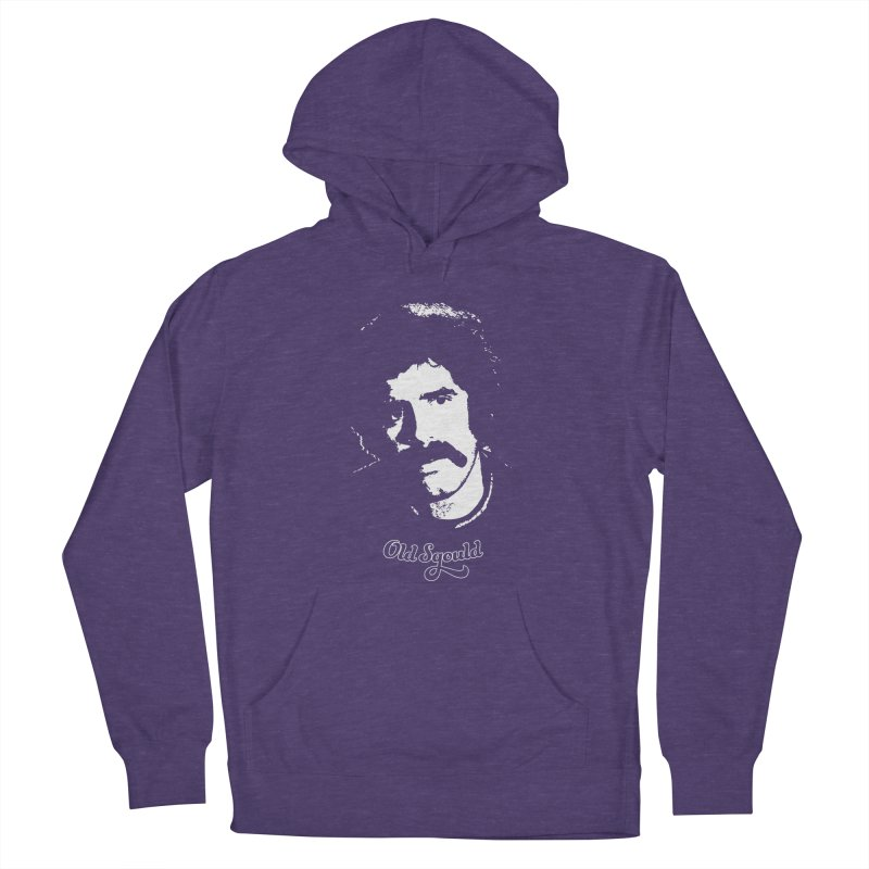 Old Sgould (Elliott Gould) Women's French Terry Pullover Hoody by Dave Tees