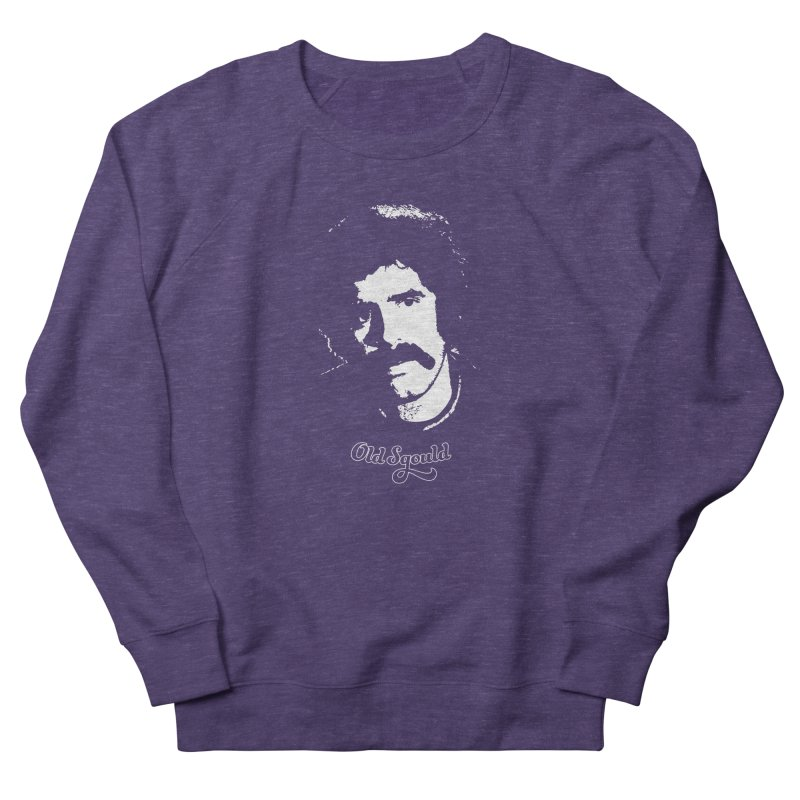 Old Sgould (Elliott Gould) Men's French Terry Sweatshirt by Dave Tees