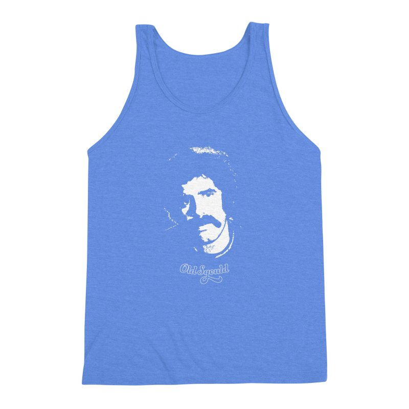 Old Sgould (Elliott Gould) Men's Triblend Tank by Dave Tees