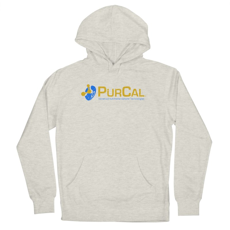 PureCal (from The Windup Girl) Women's French Terry Pullover Hoody by Dave Tees