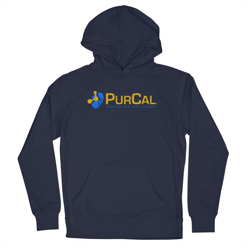 PureCal (from The Windup Girl) Men's French Terry Pullover Hoody by Dave Tees