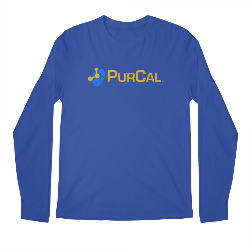 PureCal (from The Windup Girl) Men's Longsleeve T-Shirt by Dave Tees