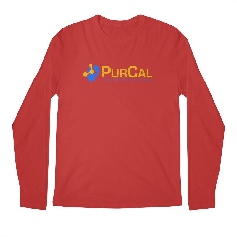 PureCal (from The Windup Girl) Men's Regular Longsleeve T-Shirt by Dave Tees