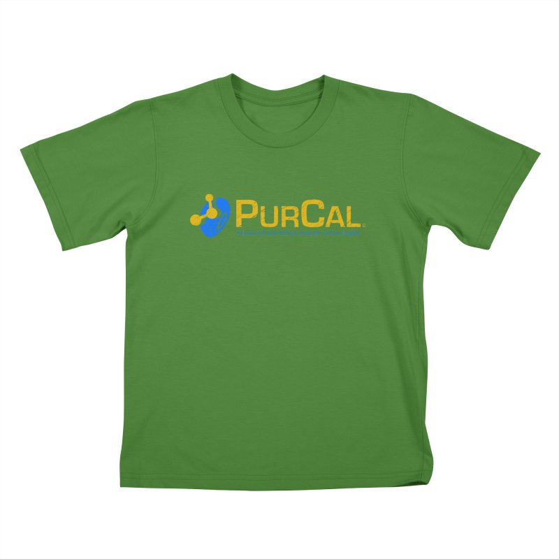 PureCal (from The Windup Girl) Kids T-Shirt by Dave Tees