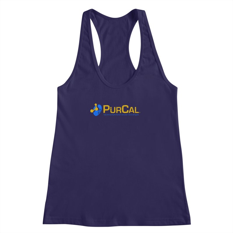 PureCal (from The Windup Girl) Women's Racerback Tank by Dave Tees