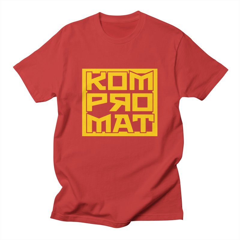 KOMPROMAT Men's T-Shirt by Dave Tees