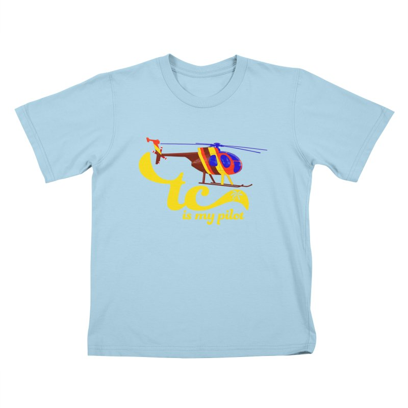 TC is My Pilot   by Dave Tees