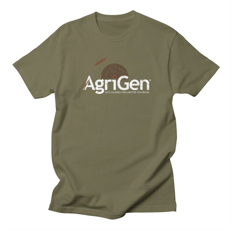 AgriGen (from The Windup Girl) Men's T-Shirt by Dave Tees