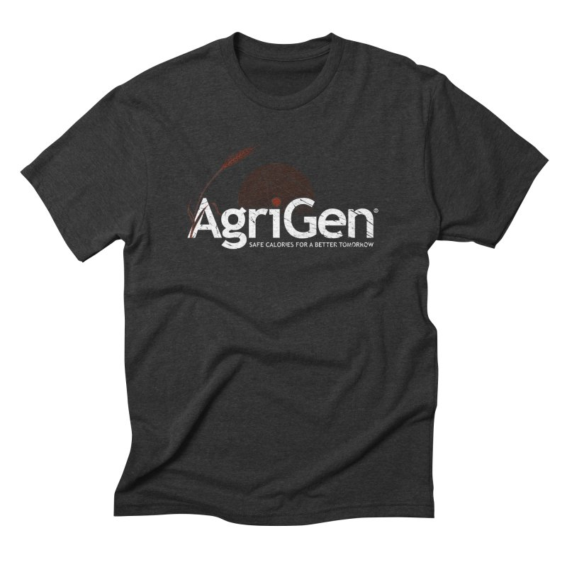 AgriGen (from The Windup Girl) Men's Triblend T-shirt by Dave Tees