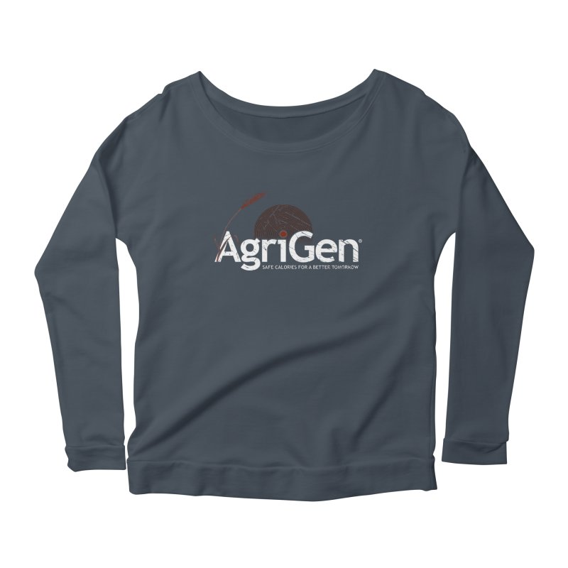 AgriGen (from The Windup Girl) Women's Scoop Neck Longsleeve T-Shirt by Dave Tees