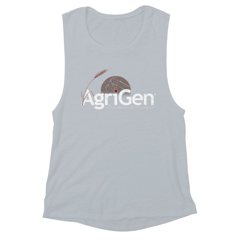 AgriGen (from The Windup Girl) Women's Muscle Tank by Dave Tees