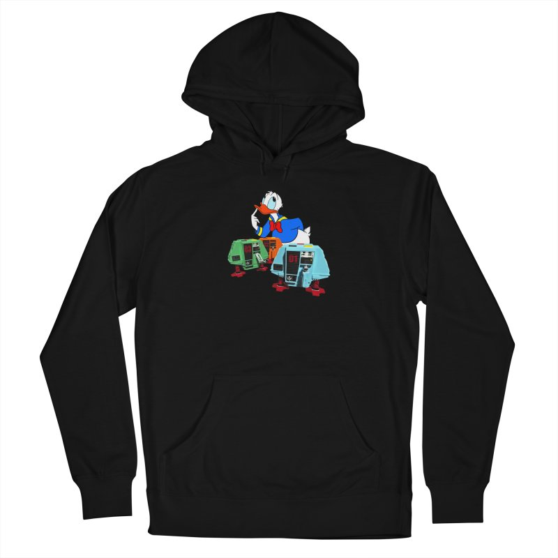 Whoey? Dewey and Louie? Women's Pullover Hoody by Dave Tees