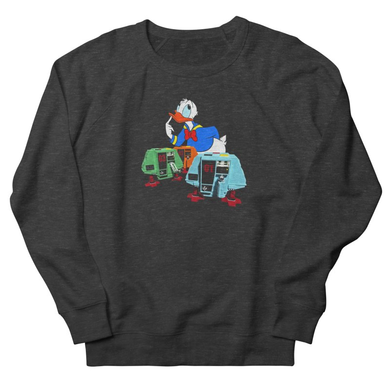 Whoey? Dewey and Louie? Men's Sweatshirt by Dave Tees