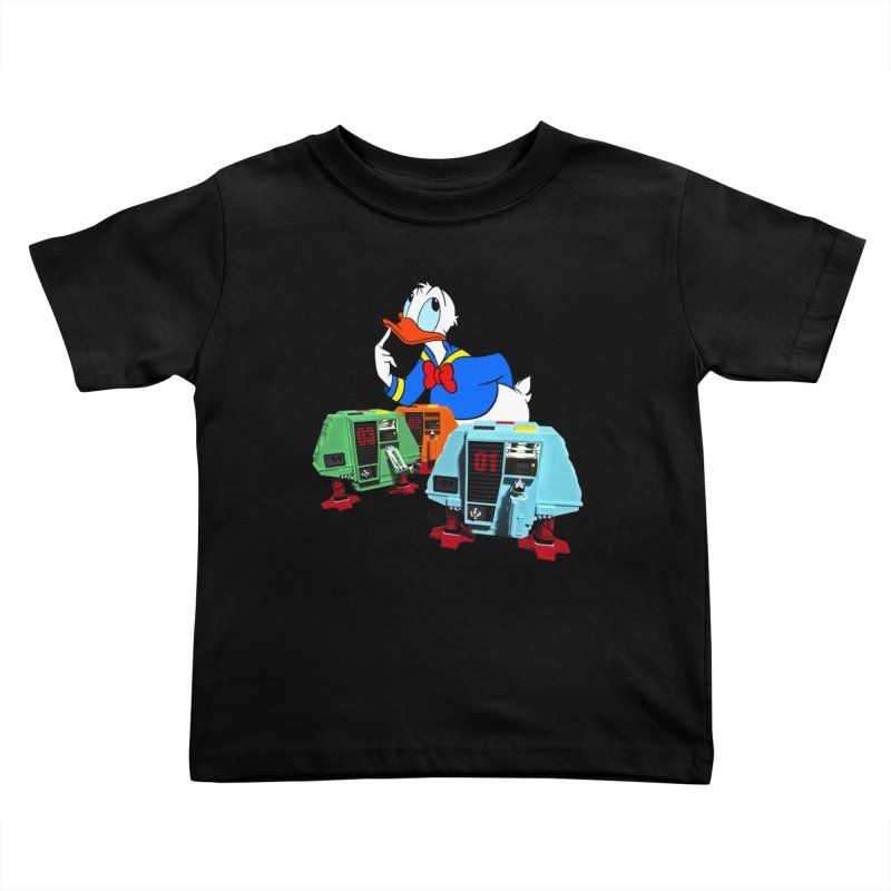 Whoey? Dewey and Louie? Kids Toddler T-Shirt by Dave Tees