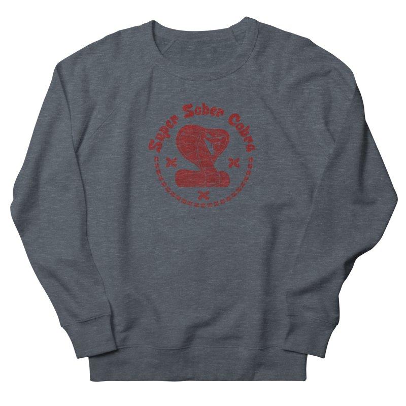 Super Sober Cobra Women's Sweatshirt by Dave Tees