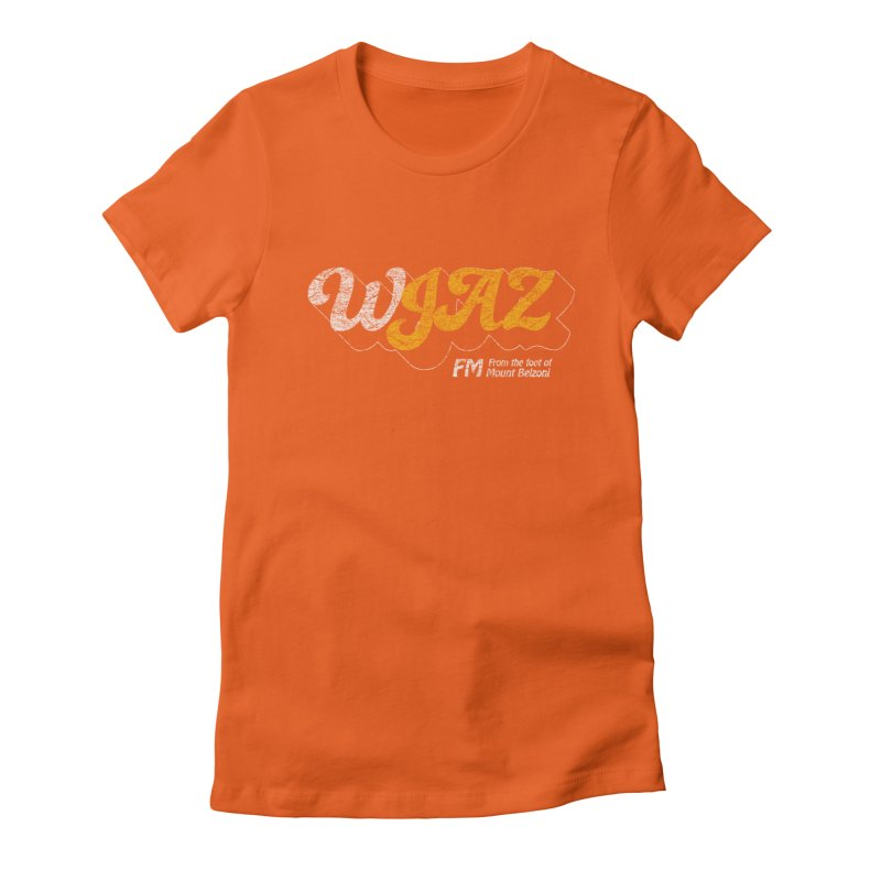 WJAZ from the foot of Mount Belzoni   by Dave Tees