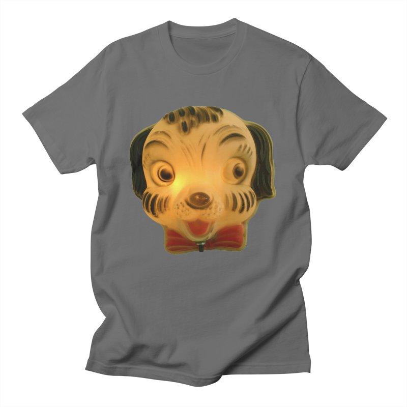 Puppy Head Men's T-Shirt by Dave Calver's Shop