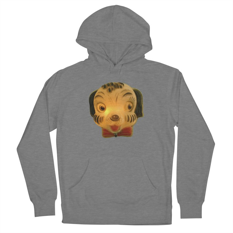 Puppy Head Women's Pullover Hoody by Dave Calver's Shop