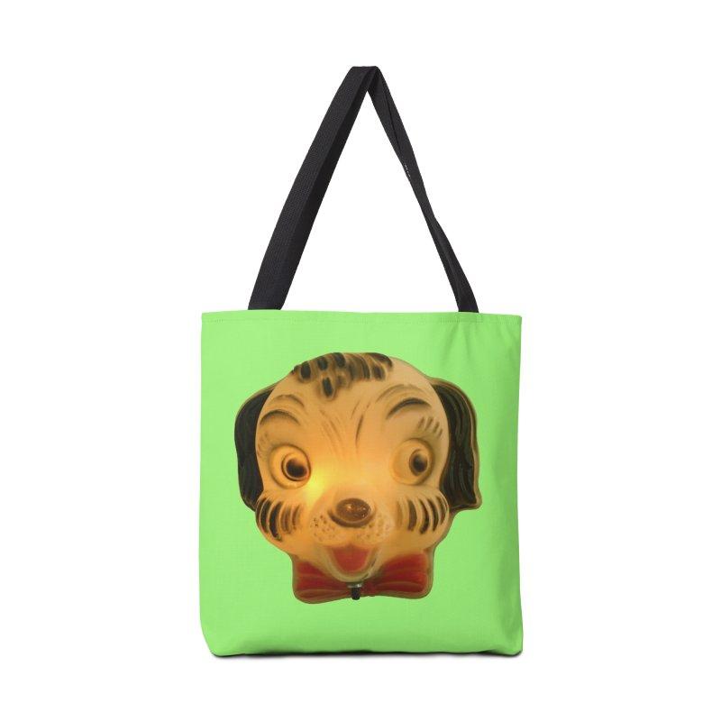 Puppy Head Accessories Bag by Dave Calver's Shop