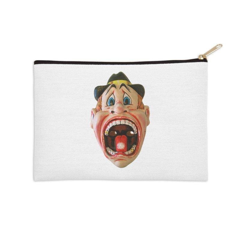 Screamer Accessories Zip Pouch by Dave Calver's Shop