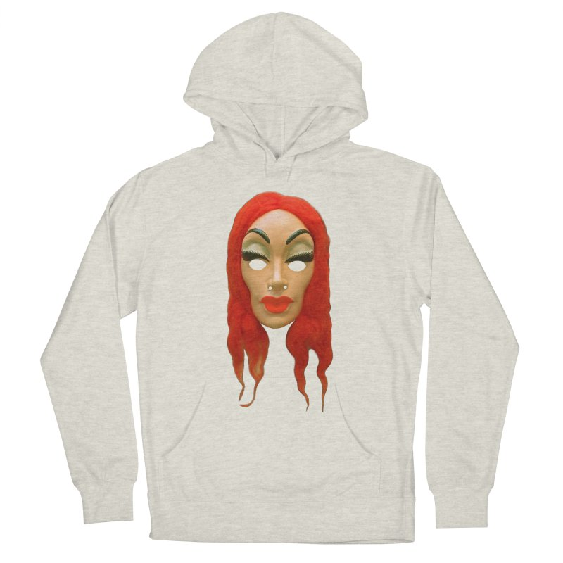 Vamp Women's French Terry Pullover Hoody by Dave Calver's Shop