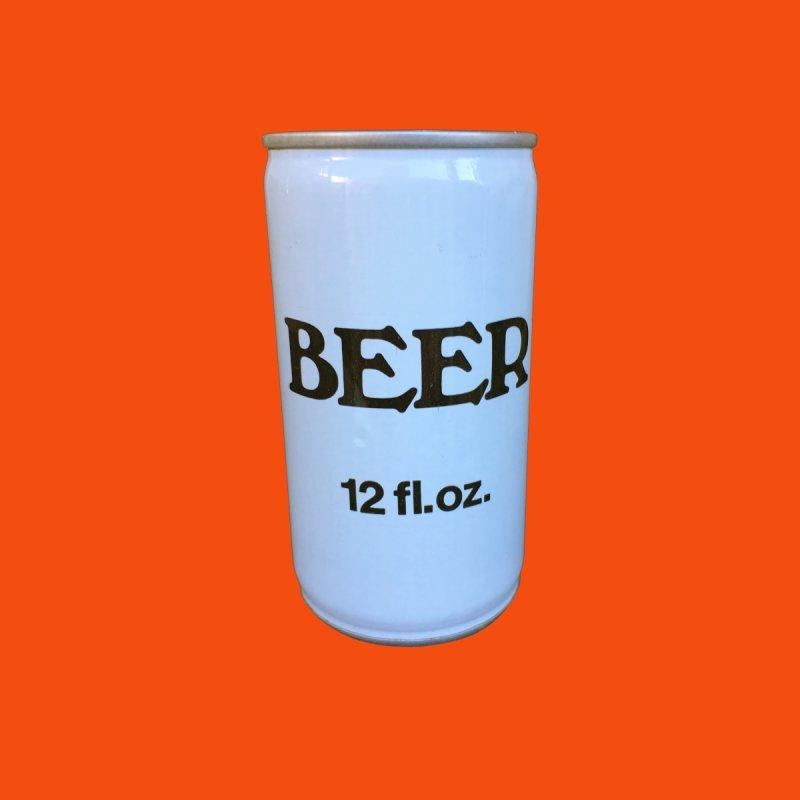 Generic Beer Men's Zip-Up Hoody by Dave Calver's Shop