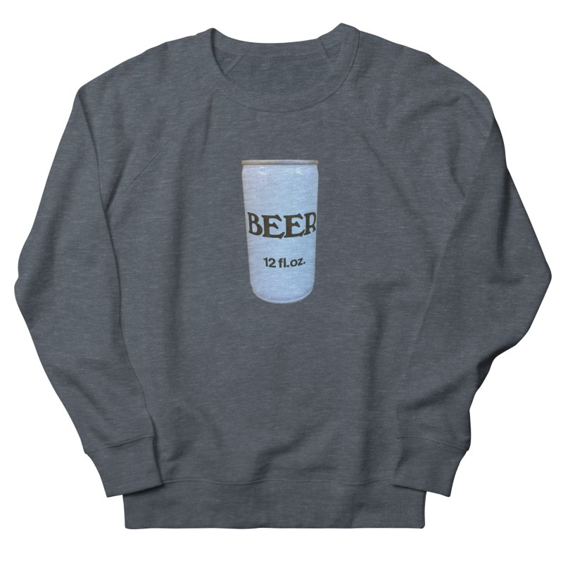 Generic Beer Men's French Terry Sweatshirt by Dave Calver's Shop