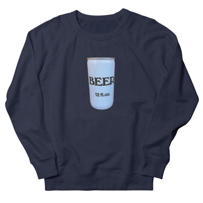 Generic Beer Men's French Terry Sweatshirt by Dave Calver's Shop