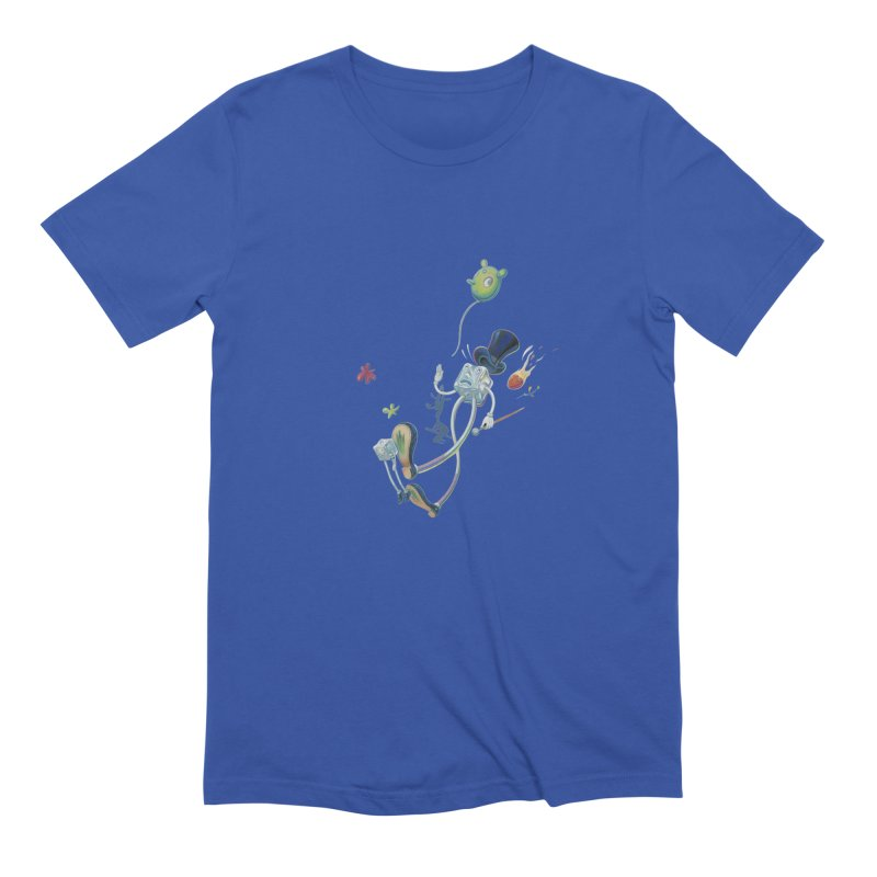 Underfoot Men's T-Shirt by Dave Calver's Shop