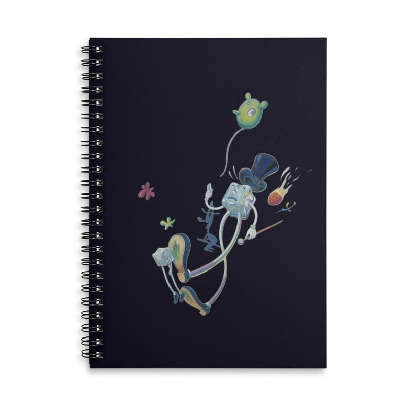 Underfoot Accessories Notebook by Dave Calver's Shop