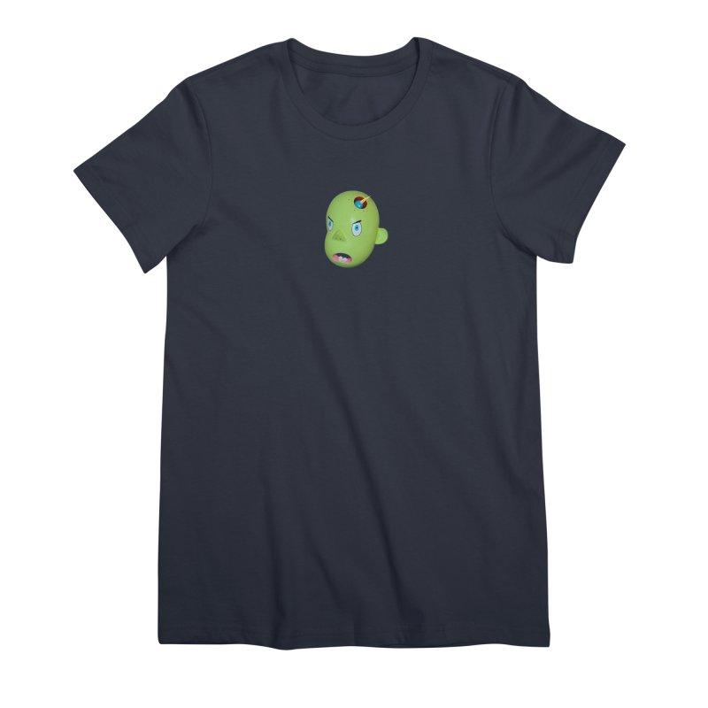 Nest Head Women's T-Shirt by Dave Calver's Shop
