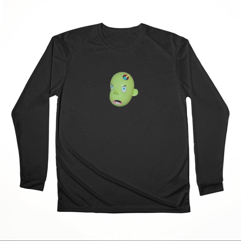 Nest Head Men's Longsleeve T-Shirt by Dave Calver's Shop