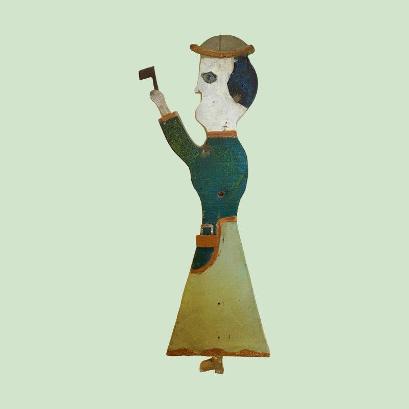 Lizzie Borden Whirligig by Dave Calver's Shop