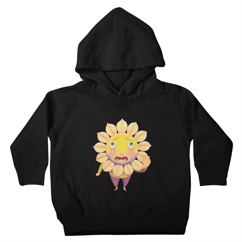 Lou Kids Toddler Pullover Hoody by Dave Calver's Shop