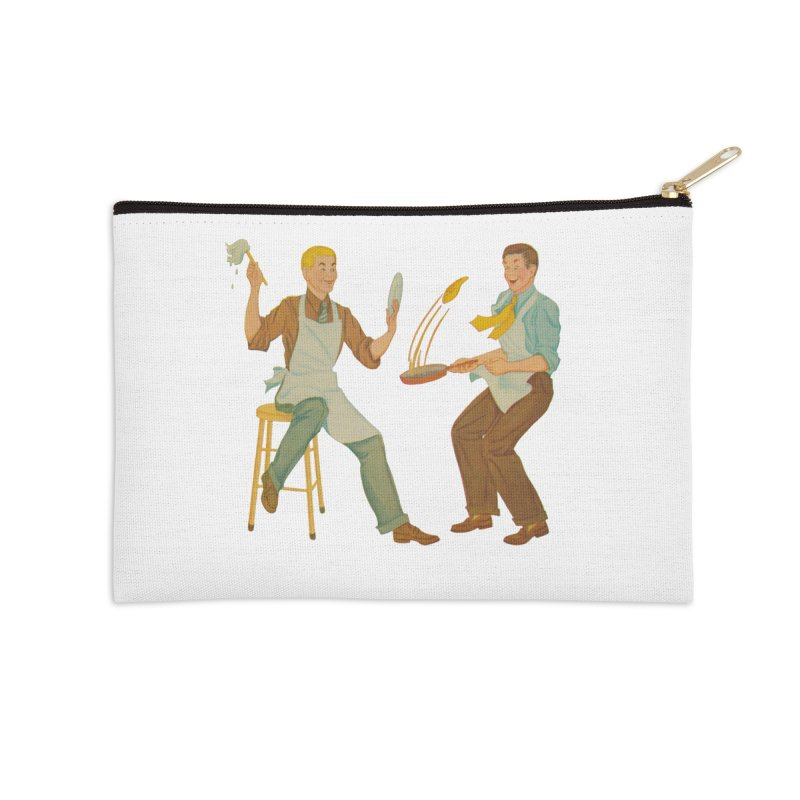 Kitchen Kings Accessories Zip Pouch by Dave Calver's Shop