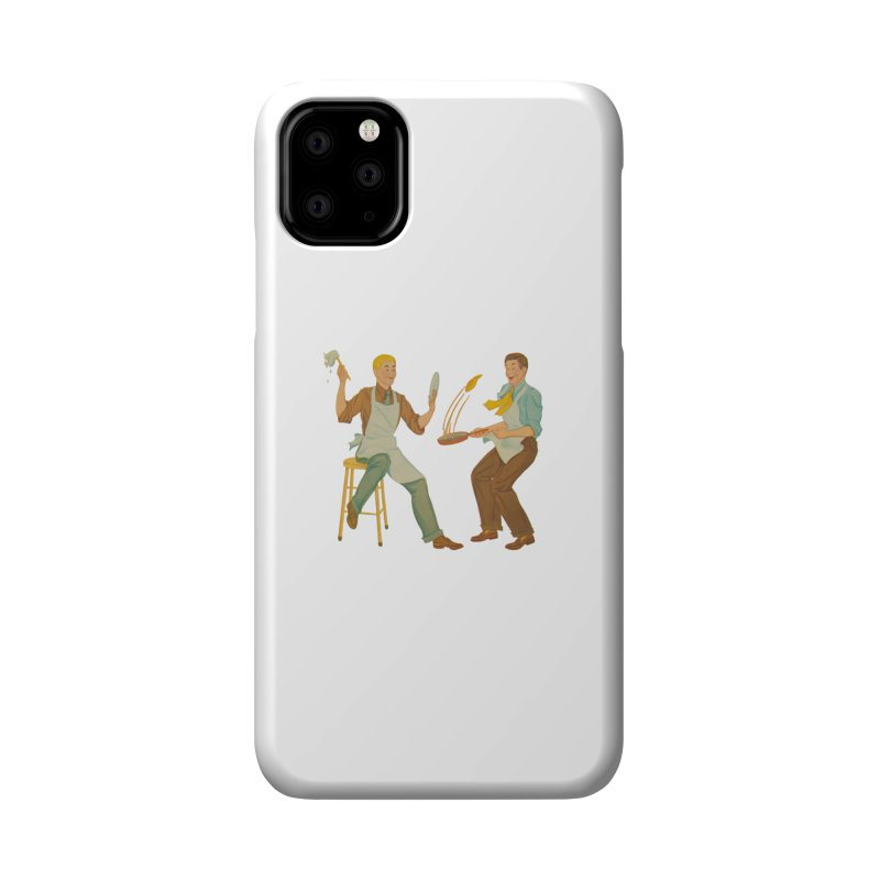 Kitchen Kings Accessories Phone Case by Dave Calver's Shop