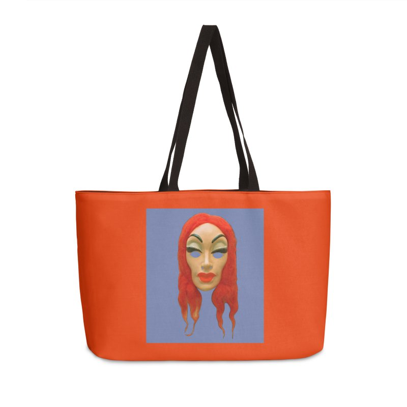 Vamp Accessories Weekender Bag Bag by Dave Calver's Shop