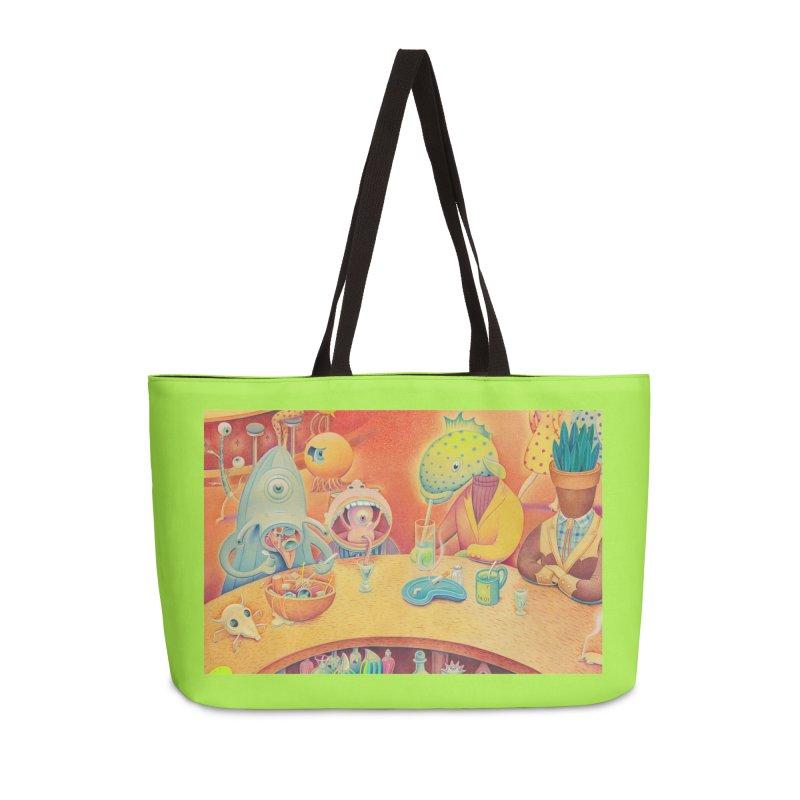 Barflies Accessories Weekender Bag Bag by Dave Calver's Shop