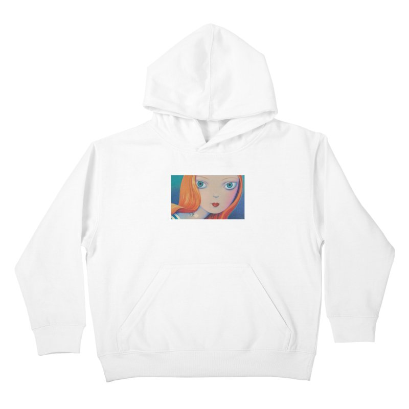 Sweet Wound Kids Pullover Hoody by Dave Calver's Shop
