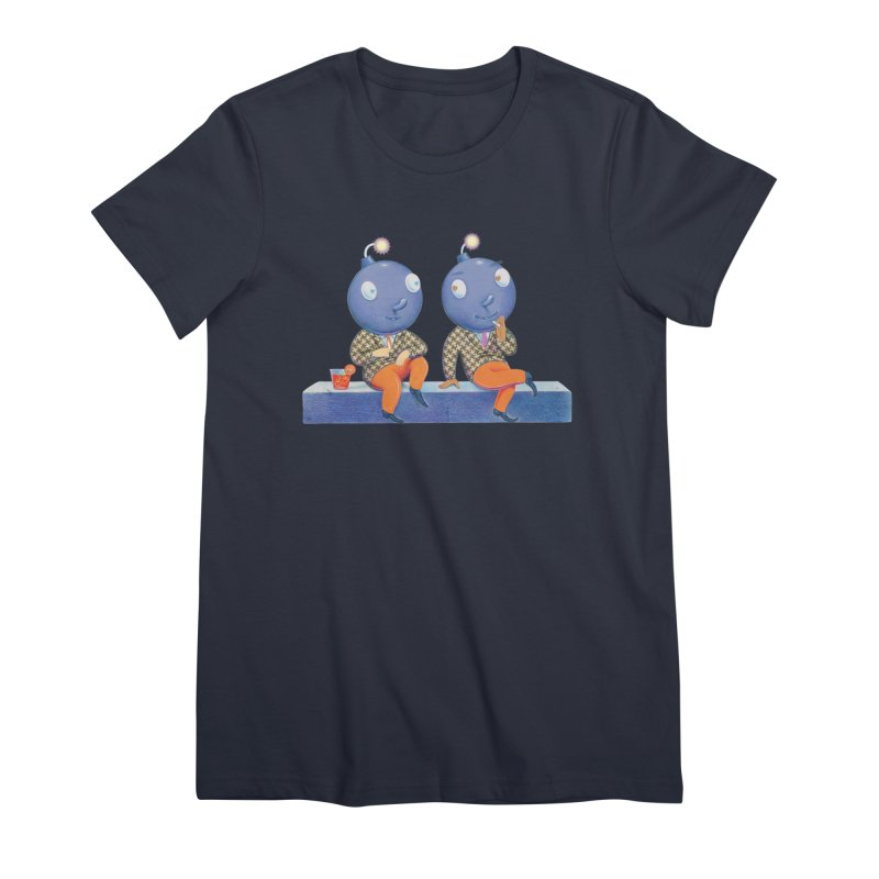 Enjoy It While You Can Women's Premium T-Shirt by Dave Calver's Shop