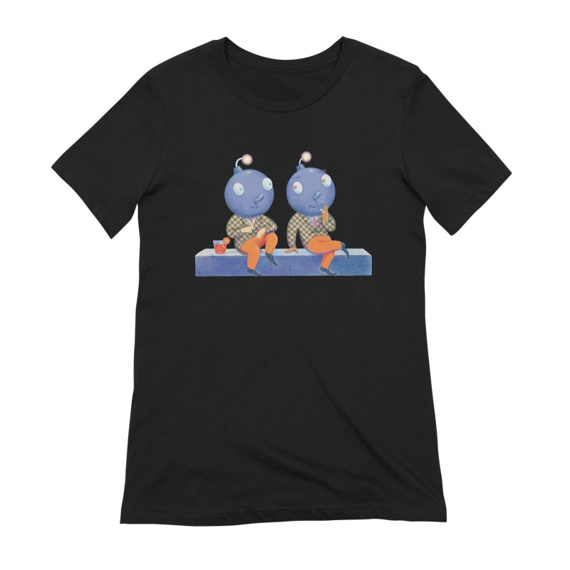 Enjoy It While You Can Women's Extra Soft T-Shirt by Dave Calver's Shop