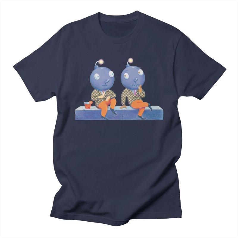Enjoy It While You Can Men's Regular T-Shirt by Dave Calver's Shop
