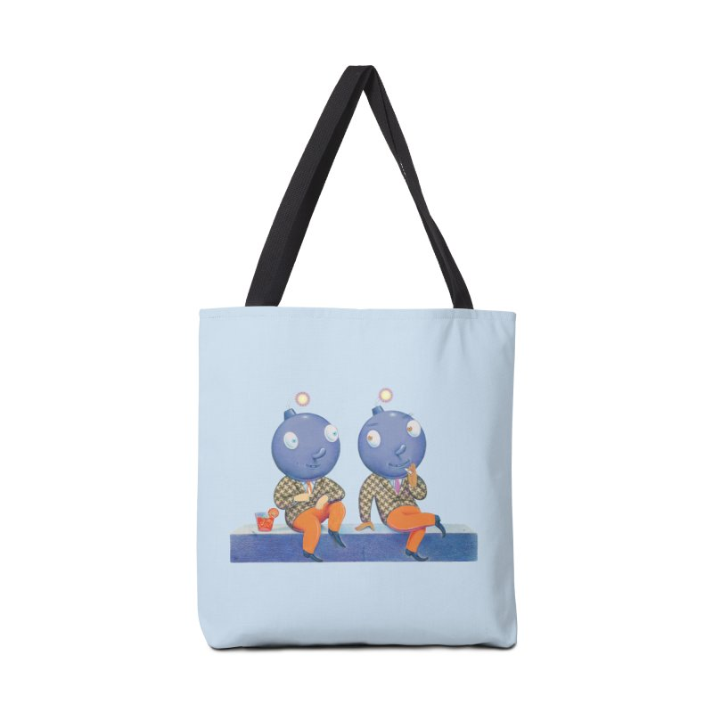 Enjoy It While You Can Accessories Tote Bag Bag by Dave Calver's Shop