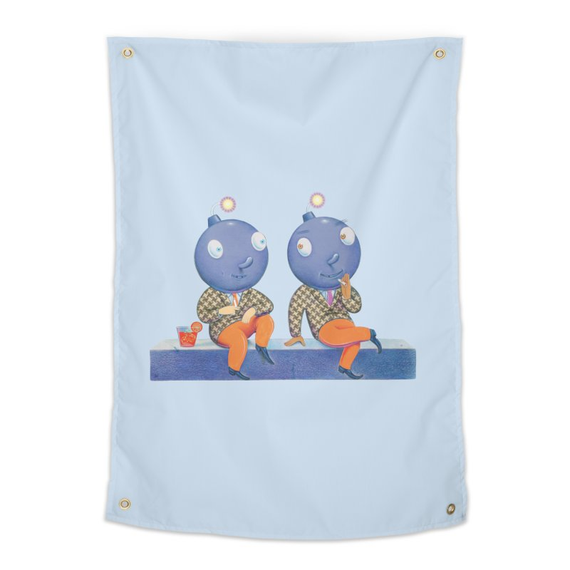 Enjoy It While You Can Home Tapestry by Dave Calver's Shop