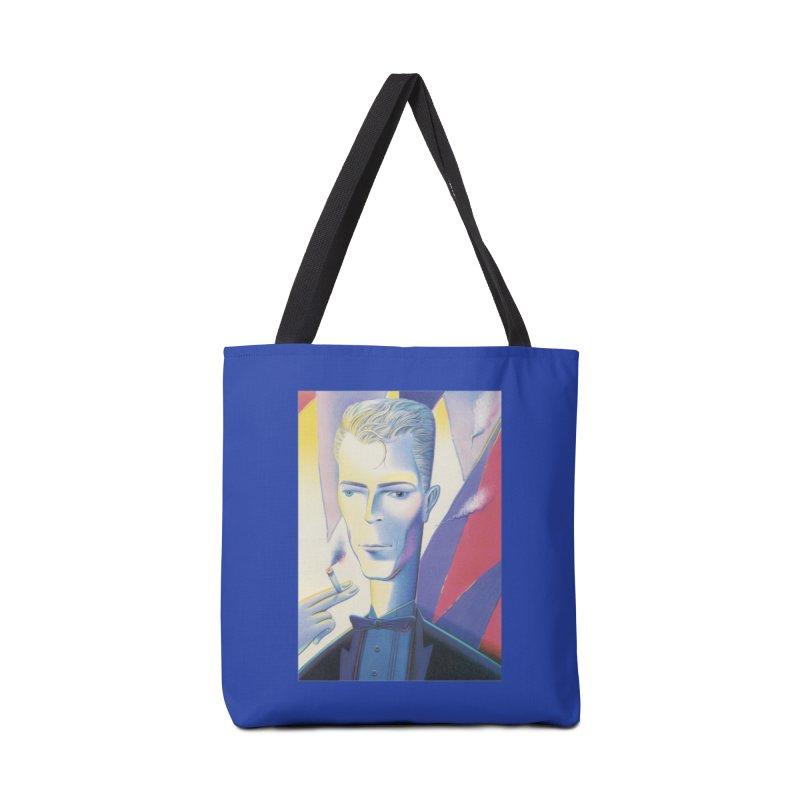 David Bowie Accessories Tote Bag Bag by Dave Calver's Shop