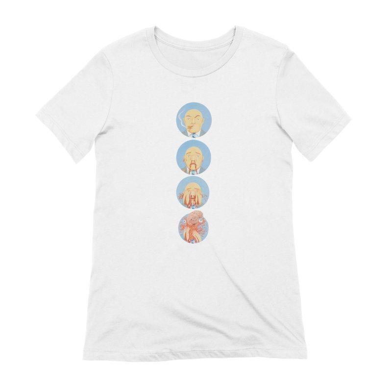 He's Gotta Go... Women's Extra Soft T-Shirt by Dave Calver's Shop