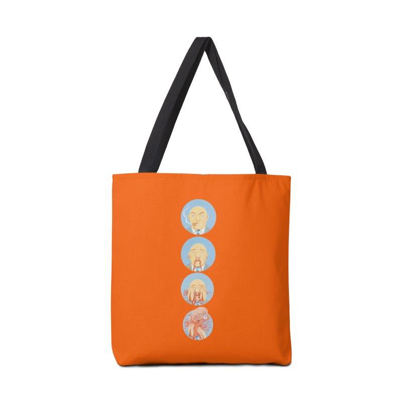 He's Gotta Go... Accessories Tote Bag Bag by Dave Calver's Shop
